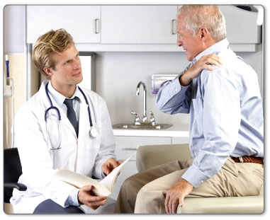 It's important to work with your doctor after surgery for rehabilitation.